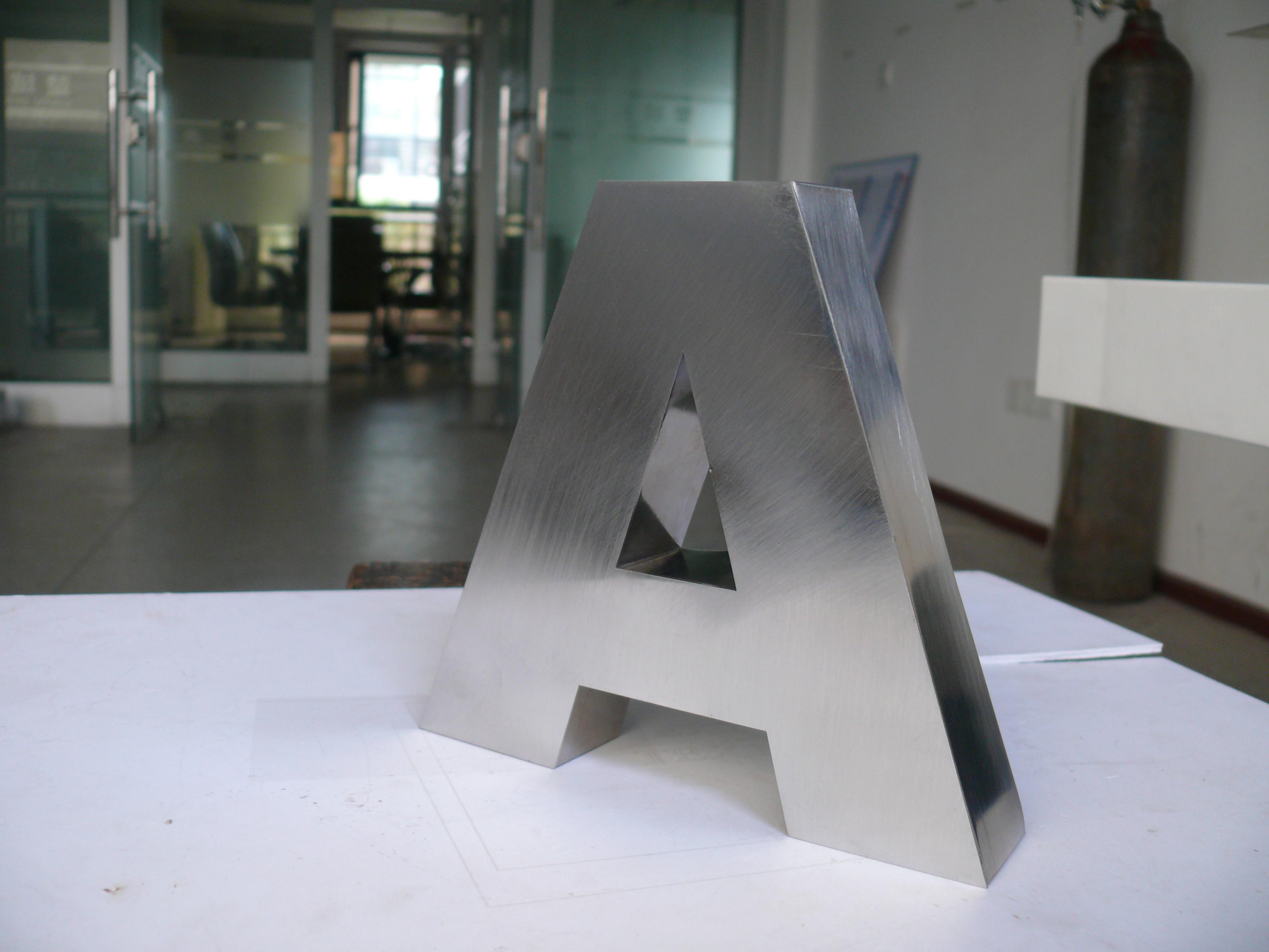 不锈钢A外