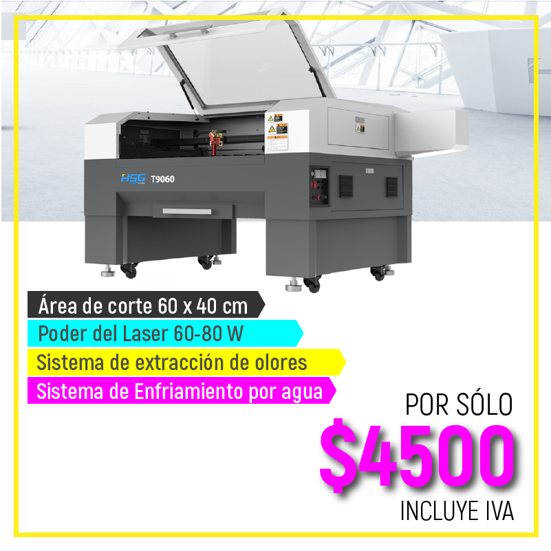Laser Bey 6040 3